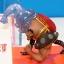 Jozu ของแท้ JP แมวทอง - Super Effect Banpresto [โมเดลวันพีช] thumbnail 4