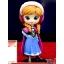 Anna ของแท้ JP - Q Posket Disney - Normal Color [โมเดล Disney] thumbnail 4