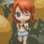 Nami ของแท้ JP แมวทอง - Chibi Studio [โมเดลวันพีช] (Rare) thumbnail 3