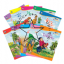 PBP-72 หนังสือชุดนิทานอาเซียน(สองภาษา) 1 ชุดมี 10 เล่ม