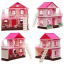 บ้านกระต่าย Anbeiya house รุ่น 2 ชั้น สีชมพูหวานแหวว ส่งฟรี thumbnail 5