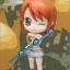 Nami ของแท้ JP แมวทอง - Chibi Studio [โมเดลวันพีช] (Rare) thumbnail 5