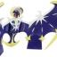 Lunala ของแท้ JP - Takara Tomy Moncolle EX [โมเดลโปเกมอน] thumbnail 2