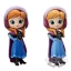 Anna ของแท้ JP - Q Posket Disney - Pastel Color [โมเดล Disney] thumbnail 18