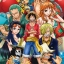 Straw Hat Pirates - Jigsaw One Piece ของแท้ JP แมวทอง thumbnail 1