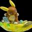 Raichu Ver. Alola Surf ของแท้ JP - Takara Tomy Moncolle EX [โมเดลโปเกมอน] thumbnail 3