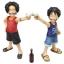 Luffy & Ace ของแท้ JPแมวทอง - POP CB-EX Megahouse [โมเดลวันพีช] (Rare) 2 ตัว thumbnail 15