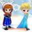 Anna ของแท้ JP - Q Posket Disney - Pastel Color [โมเดล Disney] thumbnail 20
