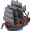 Dragon's Pirate Ship ของแท้ JP แมวทอง - Bandai Grand Ship Collection [โมเดลเรือวันพีช] thumbnail 6