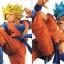 Goku Super Saiyan Blue ของแท้ JP - FES !! Branpresto [โมเดลดราก้อนบอล] thumbnail 7