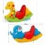 SALES ช้างโยกเยก 3 สี **รุ่นพลาสติกหนา**ส่งฟรี thumbnail 3