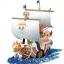 Thousand Sunny ของแท้ JP แมวทอง - Bandai Grand Ship Collection [โมเดลเรือวันพีช] thumbnail 3