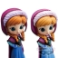 Anna ของแท้ JP - Q Posket Disney - Pastel Color [โมเดล Disney] thumbnail 16