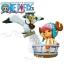 Chopper & News Koo ของแท้ JP แมวทอง - Banpresto Chopper's Adventure [โมเดลวันพีช] thumbnail 3
