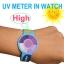 นาฬิกาข้อมือวัดระดับความเข้มของรังสี UV - UV Tester Watch thumbnail 3