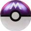 Masterball ของแท้ JP - Takara Tomy Moncolle [โมเดลโปเกบอล] thumbnail 3