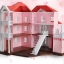 บ้านกระต่าย Anbeiya house รุ่น 3ชั้น v.2 ส่งฟรี thumbnail 2