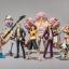 Straw Hat Pirates Film Z Setของแท้ JP แมวทอง - Super Modeling Soul Bandai [โมเดลวันพีช] (9 ตัว) thumbnail 1