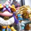 Majin Boo ของแท้ JP แมวทอง - Fighting Combination Banpresto [โมเดลดราก้อนบอล] (Rare) thumbnail 7