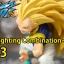 Gotenks Super Saiyan 3 ของแท้ JP แมวทอง - Fighting Combination Banpresto [โมเดลดราก้อนบอล] thumbnail 18
