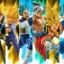 Vegeta Super Saiyan Blue ของแท้ JP แมวทอง - Ichiban Kuji Banpresto [โมเดลดราก้อนบอล] thumbnail 16