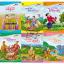 PBP-170 หนังสือชุดนิทานอาเซียน(มาเลเซีย)สองภาษา ปกอ่อน 1ชุดมี 6 เรื่อง