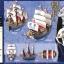 Garp's Warship ของแท้ JP แมวทอง - Bandai Grand Ship Collection [โมเดลเรือวันพีช] thumbnail 4