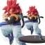 Gogeta Super Saiyan 4 ของแท้ JP แมวทอง - Scultures Banpresto [โมเดลดราก้อนบอล] thumbnail 1