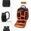 กระเป๋ากล้อง Tigernu รุ่น T-C6003 แบบสะพายหลัง, กันน้ำ, กันรอยขีดข่วน(3สีภายใน,แดง/เขียว/ส้ม) thumbnail 17