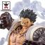 Luffy Gear 4 ของแท้ JP แมวทอง - King of Artist Banpresto [โมเดลวันพีช] thumbnail 22