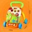รถผลักเดินล้อยางหนืด Dibao bear piano walker youleen สวยมาก ๆ ค่ะ ส่งฟรี thumbnail 4
