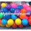 ลูกบอลหลากสี 100 ลูก ขนาด 2.8 นิ้ว ส่งฟรี thumbnail 3