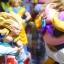 Majin Boo ของแท้ JP แมวทอง - Fighting Combination Banpresto [โมเดลดราก้อนบอล] (Rare) thumbnail 6