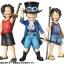 Luffy & Ace ของแท้ JPแมวทอง - POP CB-EX Megahouse [โมเดลวันพีช] (Rare) 2 ตัว thumbnail 17