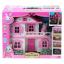 บ้านกระต่าย Anbeiya house รุ่น 2 ชั้น สีชมพูหวานแหวว ส่งฟรี thumbnail 3