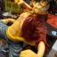Luffy ของแท้ JP แมวทอง - World Figure Colosseum Banpresto [โมเดลวันพีช] thumbnail 11