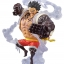 Luffy Gear 4 ของแท้ JP แมวทอง - King of Artist Banpresto [โมเดลวันพีช] thumbnail 4