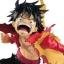 Luffy ของแท้ JP แมวทอง - World Figure Colosseum Banpresto [โมเดลวันพีช] thumbnail 17