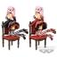 Perhona Special Color (Red) ของแท้ JP แมวทอง - Girly Girls Banpresto [โมเดลวันพีช] thumbnail 8