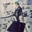 Zoro Ver. Dressrosa ของแท้ JP แมวทอง - Ichiban Kuji Banpresto [โมเดลวันพีช] (Rare) thumbnail 4