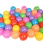 ลูกบอลหลากสี 100 ลูก ขนาด 2.8 นิ้ว ส่งฟรี thumbnail 1