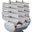 Moby Dick ของแท้ JP แมวทอง - Bandai Grand Ship Collection [โมเดลเรือวันพีช] thumbnail 3