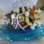 Thousand Sunny ของแท้ JP แมวทอง - Bandai Grand Ship Collection [โมเดลเรือวันพีช] thumbnail 14
