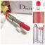 New Dior Addict Lipstick #536 LUCKY (เทสเตอร์ ขนาดปกติ) ลิปรุ่นใหม่ลาสุด ฝาครอบเป็นพลาสติกขาวนะคะ