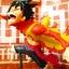 Luffy ของแท้ JP แมวทอง - World Figure Colosseum Banpresto [โมเดลวันพีช] thumbnail 13