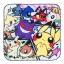 Pokemon Handkerchief ของแท้ JP [ผ้าเช็ดหน้าโปเกมอน] thumbnail 1