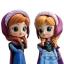 Anna ของแท้ JP - Q Posket Disney - Pastel Color [โมเดล Disney] thumbnail 17
