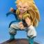 Gotenks Super Saiyan 3 ของแท้ JP แมวทอง - Fighting Combination Banpresto [โมเดลดราก้อนบอล] thumbnail 3