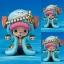 Straw Hat Pirates 20TH Set ของแท้ JP แมวทอง - Bandai FZ [โมเดลวันพีช] (9 ตัว) thumbnail 17