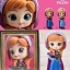Anna ของแท้ JP - Q Posket Disney - Pastel Color [โมเดล Disney] thumbnail 12